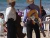 The beach Mariachis
